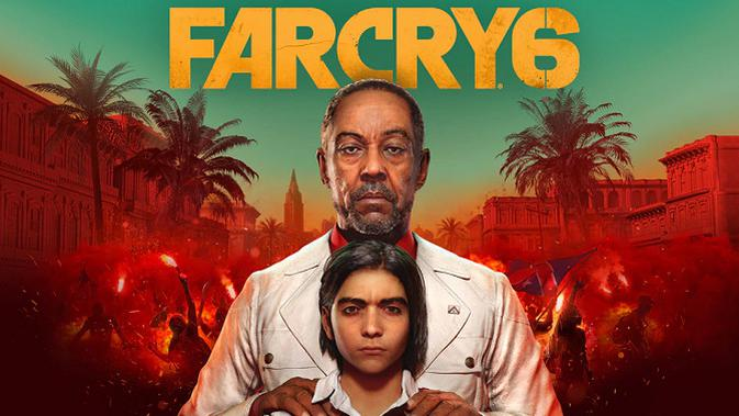Tampilan gim Far Cry 6 yang baru diperkenalkan. (Doc. Ubisoft)