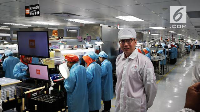 Head of Xiaomi South Pacific Region and Xiaomi Indonesia Country Manager, Steven Shi. (Liputan6.com/ Yuslianson)