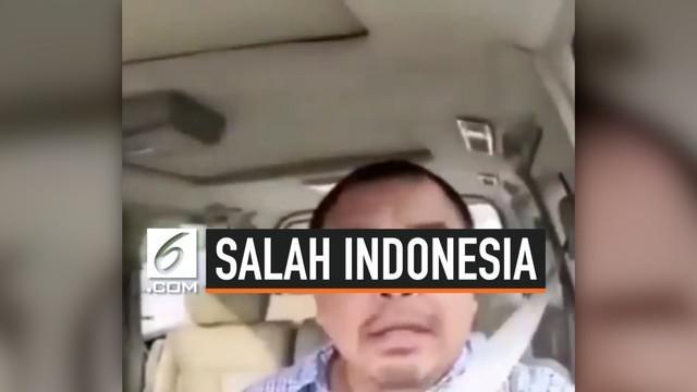 Lagi, bos taksi asal Malaysia membuat pernyataan yang kontroversi. Kali ini, dia menyalahkan pemerintah Indonesia atas kemiskinan yang dihadapi rakyat Indonesia.