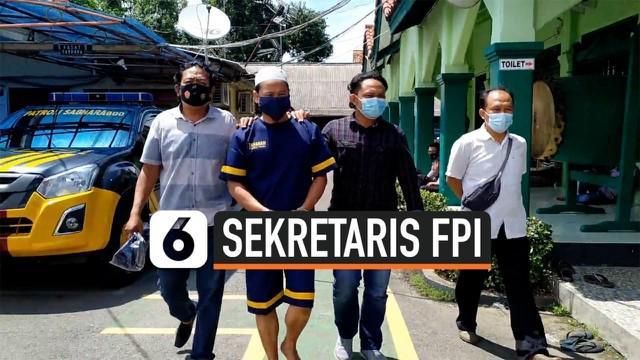 Polisi menetapkan Sekretaris DPW FPI Kabupaten Tegal, Jawa Tengah, sebagai kasus penipuan penjualan tanah. Tersangka sebelumnya pernah diperiksa kepolisian terkait kasus mengumandangkan adzan jihad yang sempat viral.