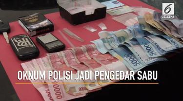 Polres Karo Sumatera Utara menangkap anggotanya yang menjadi pengedar sabu. Oknum berpangkat Aiptu ini sudah lama menjadi target operasi petugas