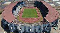 Lapangan pendukung venue utama Piala Dunia U-20 Tahun 2021 (Dian Kurniawan)