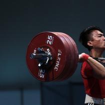 Angkat besi tidak pernah pernah absen sejak Asian Games pertama di New Delhi.