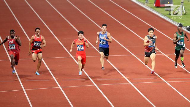 Deretan Atlet Pemecah Rekor Atletik Di Asian Games 2018 Asian