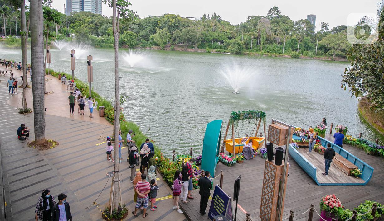 Wisata Ke Wtc Mangga Dua