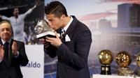Cristiano Ronaldo (Reuters/Sergio Perez)