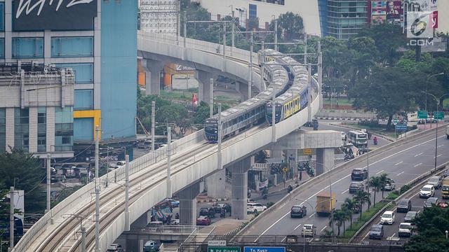 Tarif Normal MRT Jakarta