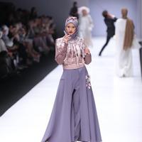 Kokoh, nyaman, dan praktis, jilbab terbaru dari Restu Anggraini
