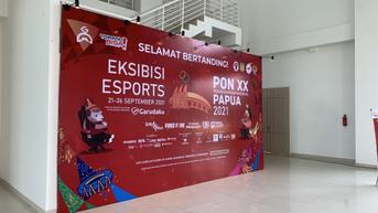 Semua Atlet Esports PON XX Papua 2021 Pakai Ponsel Sendiri Saat Bertanding, Kenapa?