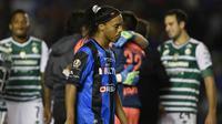 Ronaldinho (ALFREDO ESTRELLA / AFP)
