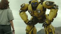 Adegan dalam film terbaru Transformers, Bumblebee. (Paramount)