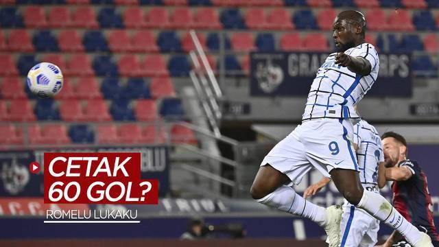 Berita video Romelu Lukaku diharapkan Pelatih Chelsea, Thomas Tuchel, mencetak 60 gol. Benarkah?