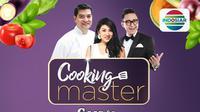 Cooking Master Goes to Lampung disiarkan live dari Menara Siger Museum Lampung Puncak Mas