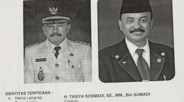 Akhir Pelarian Mantan Wakil Bupati Cirebon Buron