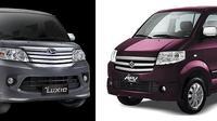 Pilih Daihatsu Luxio atau Suzuki APV? (Otosia.com)