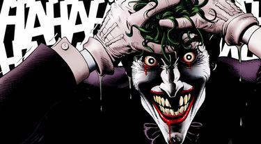 Foto Jared Leto Sebagai Joker Disebut Mirip Marilyn Manson
