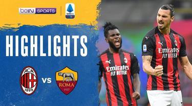 Berita Video AC Milan gagal meraih kemenangan beruntun setelah ditahan imbang AS Roma di Liga Italia pekan kelima