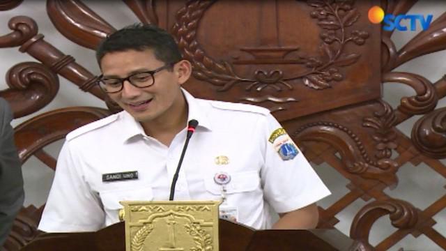 Dalam Evaluasianya, Anies-Sandi mendapat kritik tajam dari Fraksi PDI Perjuangan DPRD DKI Jakarta.
