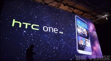 Akhirnya HTC One M9 Melenggang