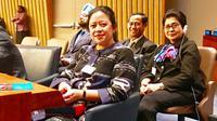 Menko PMK Puan Maharani menghadiri High Level Meeting on The Fight to End Tuberculosis pada hari Rabu (26/9).