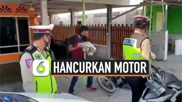 HANCURKAN MOTOR