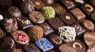 Ilustrasi cokelat (iStock Phoro)