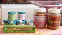 Tongkat Wasiat merupakan salah satu ramuan tradisional Madura yang bisa bikin suami betah di rumah. (Liputan6.com/ Muhammad Fahrul)
