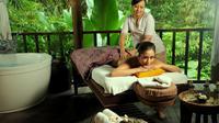 Martup, spa dari Sumatera Utara merupakan salah satu dari sembilan jenis spa Nusantara yang tengah dikembangkan oleh Kementerian Pariwisata.