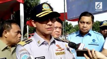 Gubernur DKI Jakarta Anies Baswedan akan menghidupkan kembali becak di Ibu Kota.