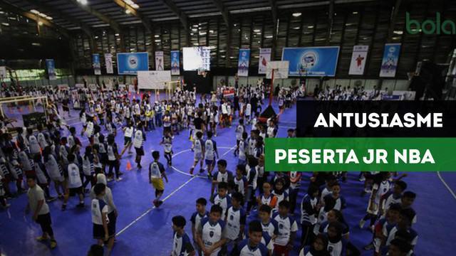 Berita video mengenai 20 anak Indonesia dipilih untuk mengikuti Junior NBA Selection Camp 2018.