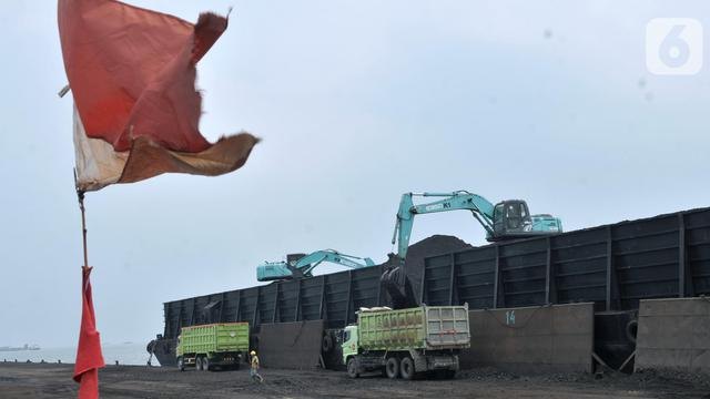 Ekspor Batu Bara Indonesia Menurun