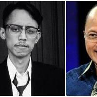 Ario Kiswinar Teguh dan Mario Teguh (via Instagram)