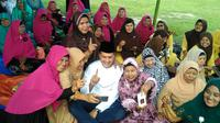 Calon Wakil Gubernur Sumatera Utara Musa Rajekshah (Liputan6.com/Reza Efendi)