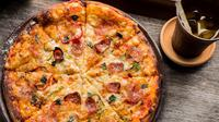 Ilustrasi pizza (Dok.Unsplash)