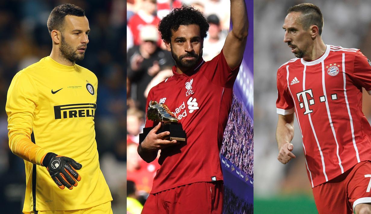 FOTO Kesuksesan 11 Pesepak Bola Muslim Berkarier Di Tanah