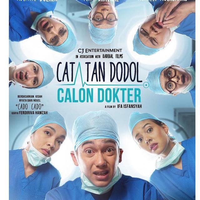 Syuting Catatan Dodol Calon Dokter Bikin Kru Film Sehat - ShowBiz  Liputan6.com