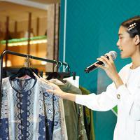 Alika Islamadina berbagi tips dan trik untuk tampil stylish saat lebaran.