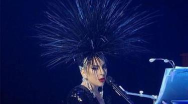 Lady Gaga (Foto: Istimewa/rinaldyyunardi)