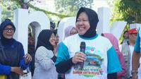 KPK gelar roadshow di Surabaya, Jawa Timur selama tiga hari (Foto:Liputan6.com/Dian Kurniawan)