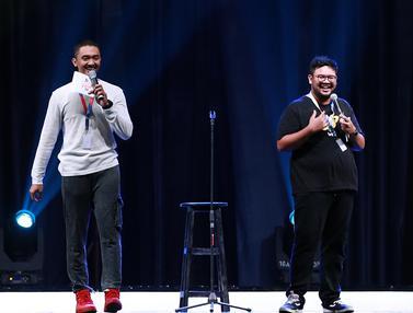 Sederet Komika Kocok Perut Pengunjung JICOMFEST 2019