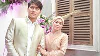 Rizky Billar dan Lesti Kejora (Bambang E Ros/Fimela.com)