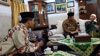 Cucu salah satu pendiri Pondok Modern Gontor Darussalam sekaligus Duta Besar Republik Indonesia untuk Azerbaijan, Husnan Bey Fananie, merasakan kehilangan mendalam atas wafatnya KH. Maimun Zubair. (Istimewa)