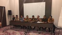 KPU Bogor melakukan rekapitulasi hasil Pilkada Kabupaten Bogor (Liputan6.com/Achmad Sudarno)