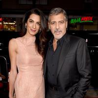George Clooney dan Amal Alamuddin (AFP/KEVIN WINTER / GETTY IMAGES NORTH AMERICA)