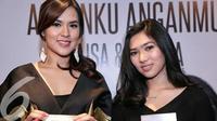 Dua penyanyi Indonesia, Raisa dan Isyana ternyata menjalin persahabatan, lho!