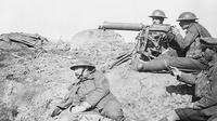 Ilustrasi Perang Dunia I (Wikipedia/Public Domain)
