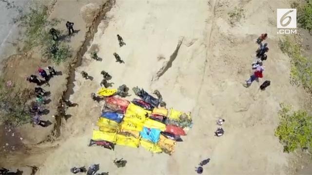 BNPB telah menyiapkan makam massal untuk korban gempa dan tsunami di Palu dan Donggala.