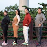 Kalau diet sendirian nggak berhasil, maka nggak ada salahnya kamu ajak keluarga kamu untuk ikutan diet. (Foto: Bored Panda)