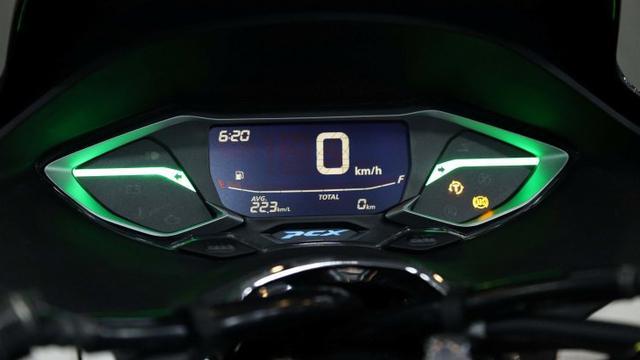 All New Honda PCX Belum Butuh Konektivitas Instrumen ke Smartphone