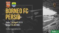 Piala Indonesia - Pusamania Borneo FC Vs Persib Bandung (Bola.com/Adreanus Titus)